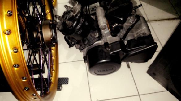 Yamaha Touch 125 Endasakti