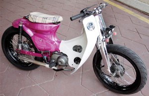 Street Cub Honda Grand Project
