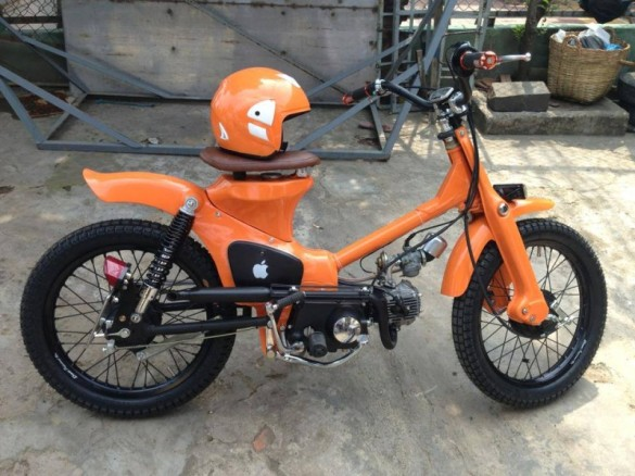 Honda Street Cub Gallery Photo Honda Street Cub Iv Just Share