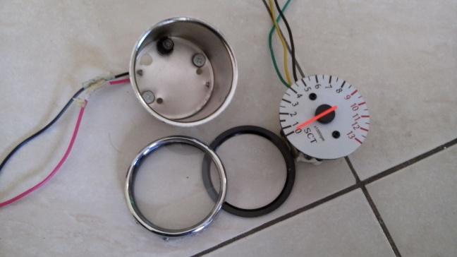 RPM variasi tachometer