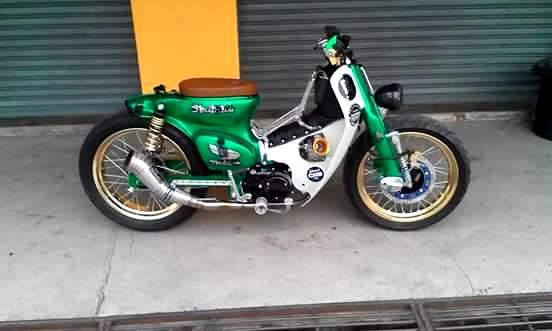 Honda Street Cub C70 Malaysia