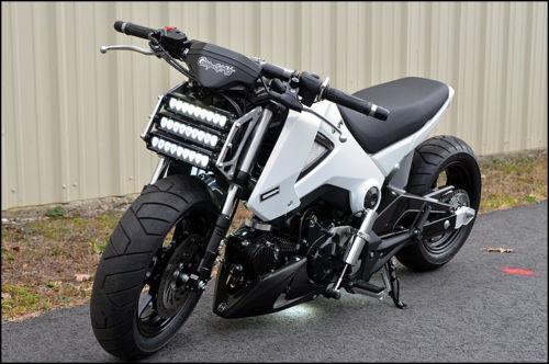 Honda-Grom-Front