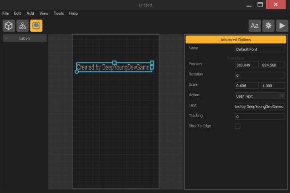 start screen buidlbox