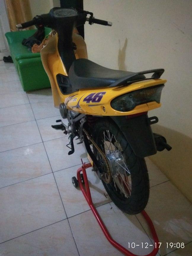 Perbedaan Yamaha 125z Dan Yamaha 125zr Just Share